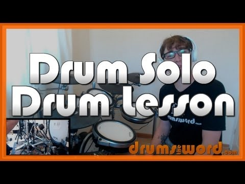 "★ Dave Grohl (QOTSA) SOLO ★ ""Avon"" Drum Lesson | How To Play Drum SOLO (Glastonbury 2002) Mp3"