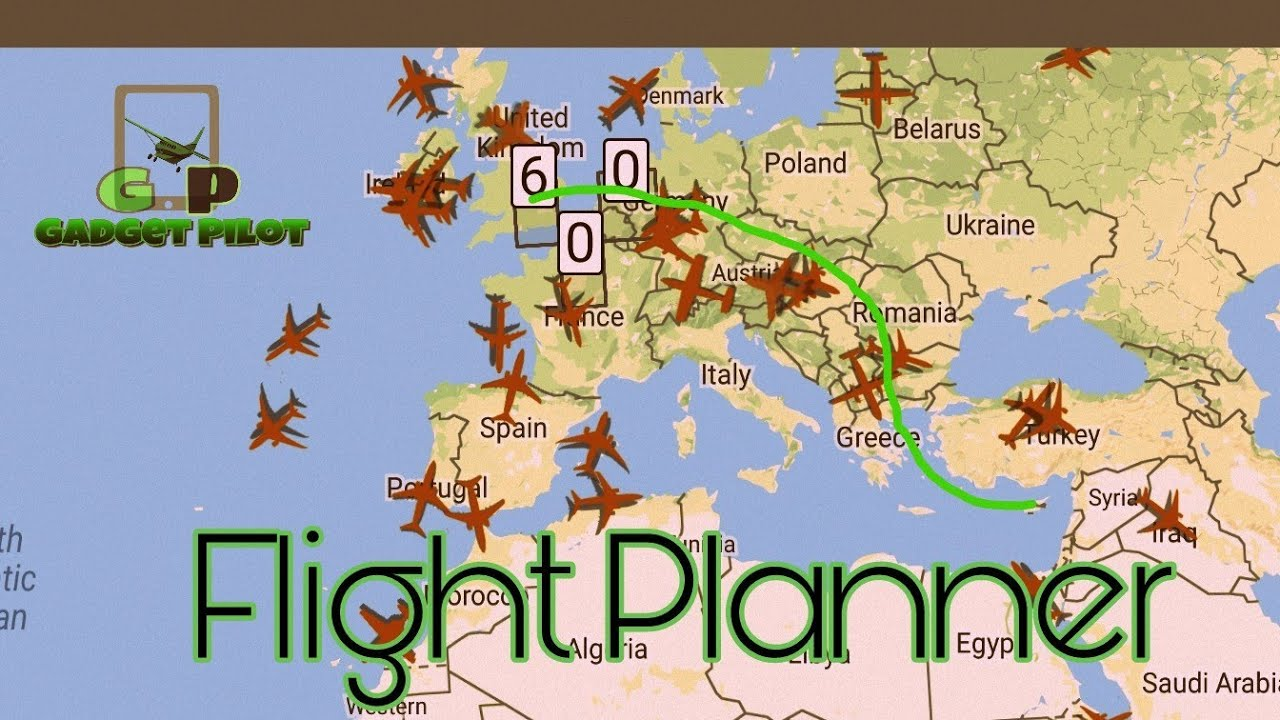 How to set a PRO flight plan in Infinite Flight