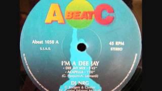 DJ NRG -  I