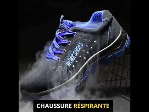 chaussures de tempérament pas cher pour réduction qualité stable Work Shoes la chaussure indestructible