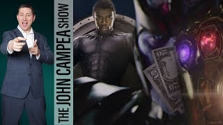 How Much Will Black Panther Boost Avengers Infinity War Box Office