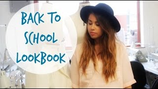 Back To School Lookbook | Collab With Masqueradebelle