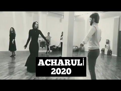 AZERİ REQQASLARDAN MÖHTEŞEM GÜRCÜ REKSİ ACHARULİ 2020