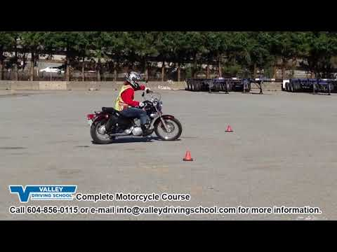 Valley Driving School's Complete Motorcycle Training Program