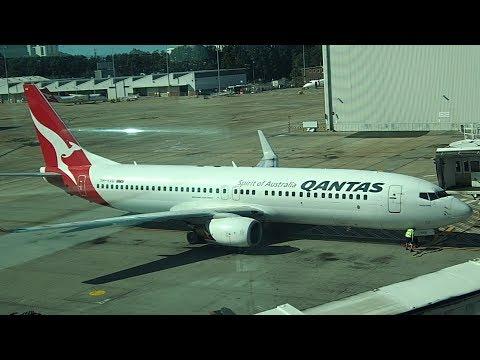 Qantas Business Class Sydney To Coolangatta Gold Coast