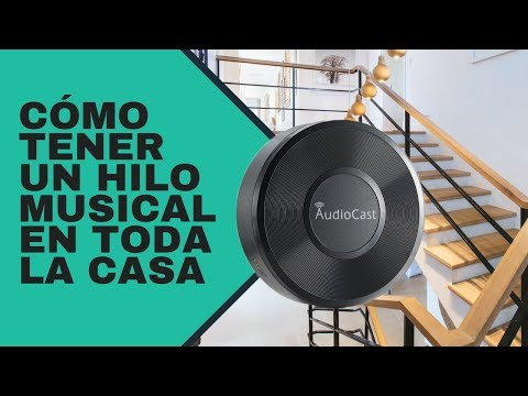 Controla varios altavoces con este gadget y crea un hilo musical en casa | Android, Windows, Apple