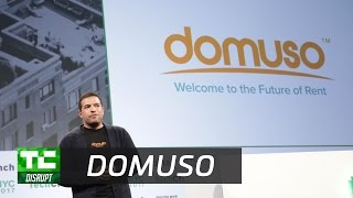 Domuso is flexible rent payments now | Startup Battlefield Disrupt NY 2017