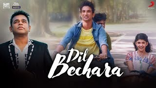 Download lagu Dil Bechara | Special Surprise | A. R. Rahman