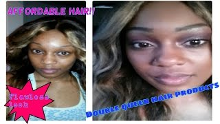 Double Queen Hair Products Review| Aliexpress