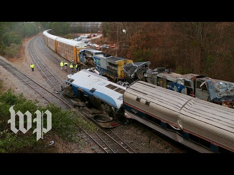 What we know about Amtrak's deadly South Carolina collision