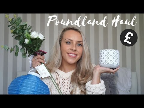POUNDLAND HAUL - AUG 19  | WHAT'S NEW IN POUNDLAND