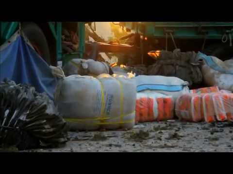 The UN suspends all aid convoys to Syria