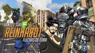 Reinhardt - Hanzo e Suas Flechas de Tora ft. PampaGameplays