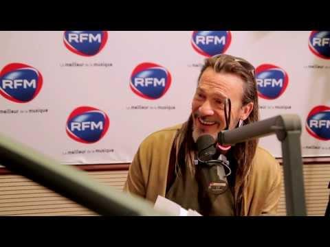 Interview V.I.P RFM de FLORENT PAGNY