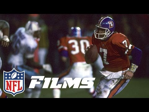"#2 John Elway Leads ""The Drive"" 