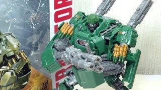 Hound Transformers 4 Generations Voyager Toy Review