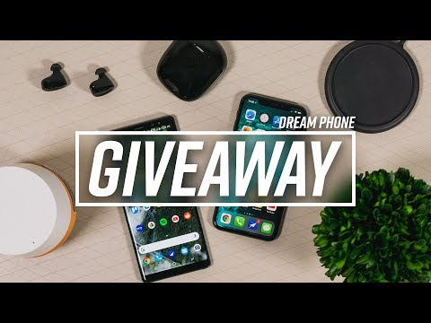 Download Youtube: Best Wireless Headphones & Dream Phone Giveaway