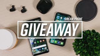 Best Wireless Headphones & Dream Phone Giveaway