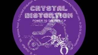 Crystal Distortion - Goldfish