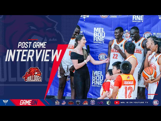 Post Game Interview: Bright Start Bulldogs
