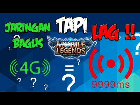 MENGATASI MASALAH JARINGAN BAGUS TAPI LAG MAIN MOBILE LEGENDS !! - Mobile Legends Indonesia #14