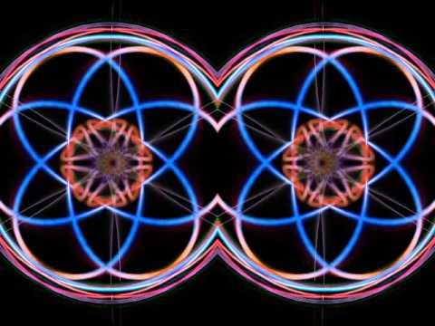 Stereoscopic Mandala