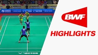 Victor Far East Malaysia Masters 2017 | Badminton F – Highlights