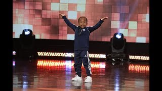 Tavaris Stirs Up Another Amazing Performance on the Dance Floor