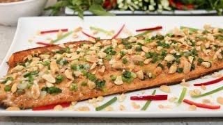 Baked Salmon (cá Hồi Nướng)