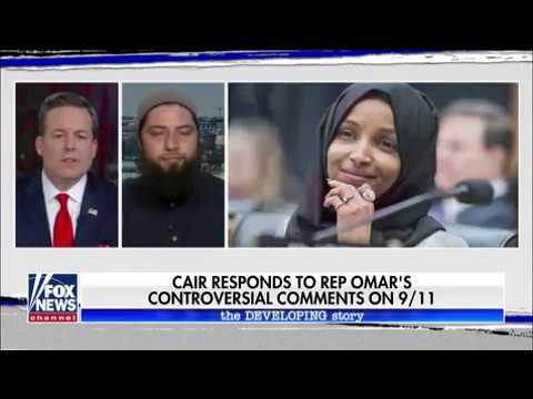 Video: Fox News Interviews CAIR-FL Director Hassan Shibly After Trump Tweet Endangers Rep. Omar