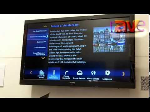 Telefunken Fernseher Vestel : Ise 2013: vestel shows its usb hotel tv system youtube