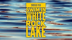 How gross is White Rock Lake?