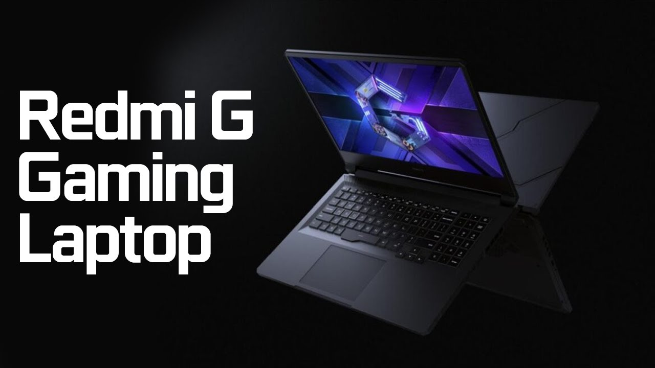 Redmi G Gaming Laptop Test In 7 Games Youtube
