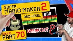 SUPER MARIO MAKER 2 ONLINE 👷 #70: Atari Breakout & The Lost Desert Tower