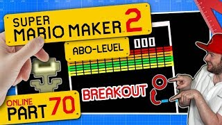 BREAKOUT in SMM2?! 👷 SUPER MARIO MAKER 2 ONLINE #70
