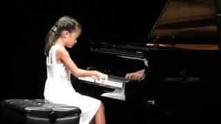 Jessica Flowers piano | Moszkowski Tarantella in d minor, op 77, no 6