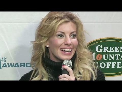 Faith Hill Interview | CMA Awards 2012 | CMA