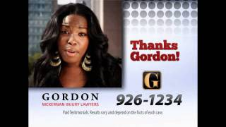 Car Accident Victim Khirsten | Gordon McKernan Personal Injury Lawyer | It's My Pleasure