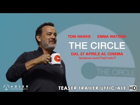 The Circle - Teaser Trailer Ufficiale Italiano | HD