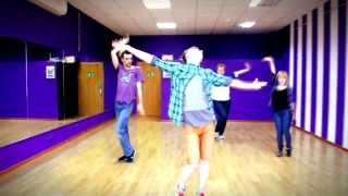Waacking choreo by Lesch // Music takes me higher - Freddie James