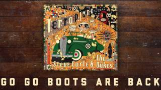 Steve Earle & The Dukes - Go Go Boots Are Back [Audio Stream]