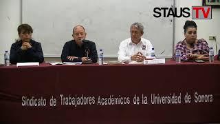 Presenta el Dr. Cuauhtémoc González Valdez el Informe final del Comité Ejecutivo 2017-2019