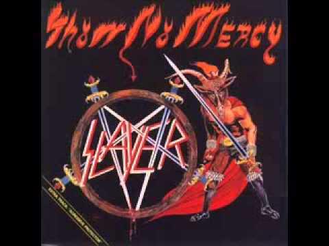 Slayer - Show No Mercy (Full Album) - 1983 -