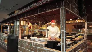 Christmas lunch at Latitude Dubai
