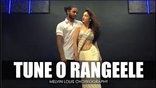 Video Tu Ne O Rangeele | Melvin Louis ft. Sandeepa Dhar download MP3, 3GP, MP4, WEBM, AVI, FLV Agustus 2018