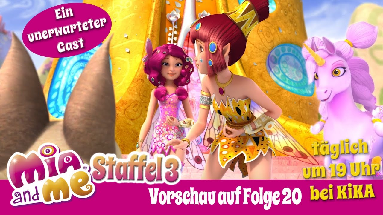 Mia And Me Staffel