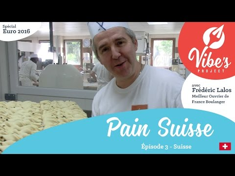 Switzerland - Pain Suisse - Vibe's #3