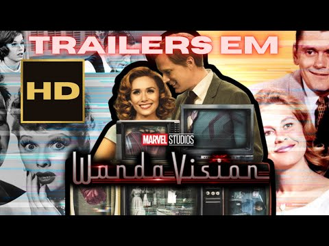 wanda vision traler   wandavision trailer teaser 3 2021 marvel