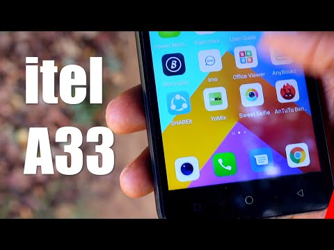 Itel A33 Smartphone Review