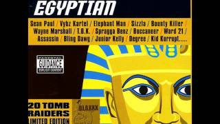 "DaCapo presents ""EGYPTIAN"" RIDDIM MIX (DON CORLEON REC.)"